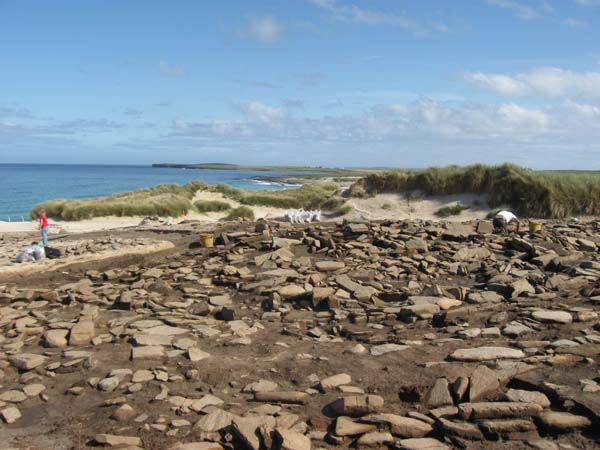 Noltland Neolithic Site